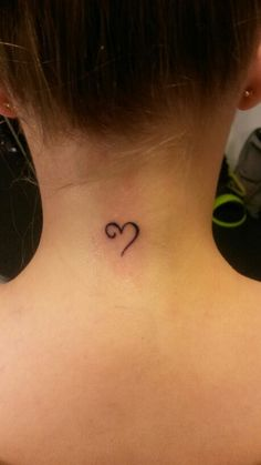1000 ideas about small neck tattoos on pinterest neck tattoos gold quotes and infinity tattoos. Black Bedroom Furniture Sets. Home Design Ideas
