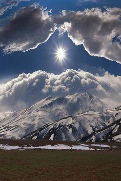 Glorious grandeur! Expression