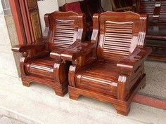 Todas las técnicas para usar la brocha en el barniz y la laca Outdoor Furniture Sofa, Adirondack Furniture, Wood Pallet Furniture, Wood Sofa, Couch Furniture, Furniture Styles, Unique Furniture, At Home Furniture Store, Home Decor Furniture