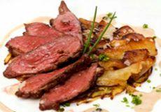 - 35 % en nuestro fantastico menu Degustación