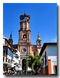 Visit Puerto Vallarta,Mexico, you may want to visit this treasure city.