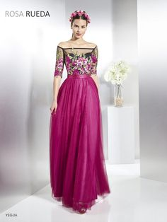 New moda vestidos fiesta bodas ideas Mexican Fashion, Mexican Outfit, Mexican Dresses, Bridal Dresses, Bridesmaid Dresses, Prom Dresses, Formal Evening Dresses, Evening Gowns, Beautiful Gowns