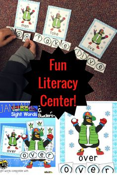 Only $1 for a limited time!  Your students will love building their sight words in this fun literacy center! Your tactile learners will have a ball manipulating the individual snowball pieces, and we've included a teacher's guide with extra ideas! This product is one of our Team 25 sight words products that incorporate 25 sight words per month all year. For word of the day and sight words practice, grab our January Word Order Activities.