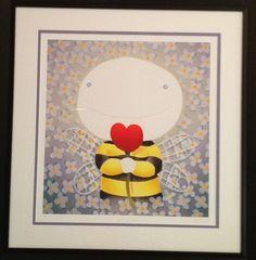 bee my love by mackenzie thorpe