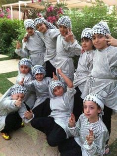 Palestinian cuties ^^