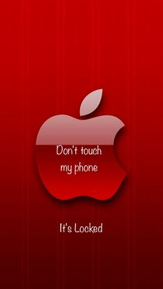 Wallpaper - don ' t touch my phone it ' s locked - sharechat Apple Iphone Wallpaper Hd, Phone Screen Wallpaper, Cellphone Wallpaper, Galaxy Wallpaper, Flower Wallpaper, Mobile Wallpaper, Dont Touch My Phone Wallpapers, Best Iphone Wallpapers, Graphic Wallpaper