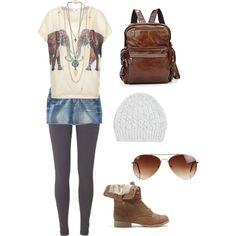 Bohemian Outfit - AGGHHH!!!  I LOVE THIS!!!!