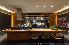 Cozinhas modernas e sofisticadas