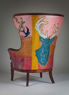 Art Chair, view 2