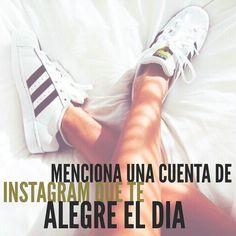 #BuenosDías #FelizDomingo Recomiéndanos a tus #instagramers favoritas! Menciona aquí las cuentas de tus amigas las que más te gustan o las que te resultan más interesantes! GRACIAS por compartir ;D #instagram #igers #ig