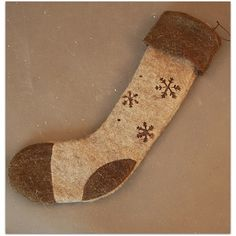 Skarpeta świąteczna / Christmas sock