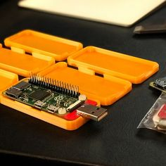 3D Printable Raspberry Pi Zero Stem Case v2    by Paul Massey
