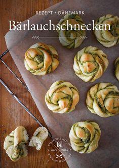 Bärlauchschnecken (Ramsløgssnurrer) – Healthy Recipes For Better One Life Danish Cuisine, Danish Food, Wallpaper Marvel, Wild Garlic, Eating Plans, Culinary Arts, Food Items, Finger Foods, Vegetarian Recipes
