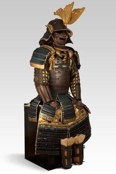 Samurai Weapons, Samurai Armor, Arm Armor, Body Armor, Samurai Outfit, Samurai Concept, Armor Concept, Japanese Warrior, Japanese Sword