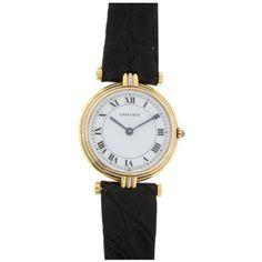 Vintage Cartier Watch.