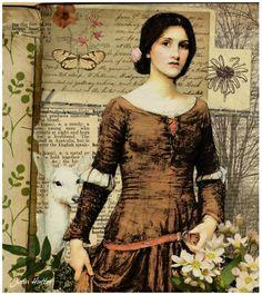 Lady Clare - Jean Hutter - Digital Views