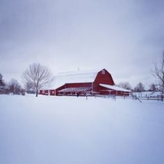 Winter at Beekman 1802