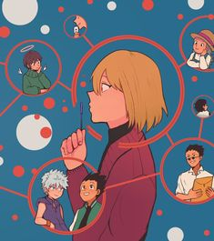Hunter Anime, Hunter X Hunter, Hisoka, Killua, Black And White Drawing, Manga, Aesthetic Art, Me Me Me Anime, Cute Cartoon