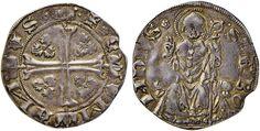 NumisBids: Nomisma Spa Auction 51, Lot 1308 : COMO Azzone Visconti (1335-1339) Grosso da 24 imperiali – Biaggi...