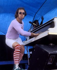 Elton John 1972.