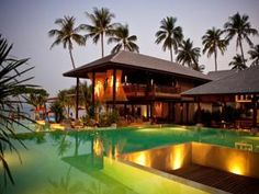 Koh Phangan Best places to stay