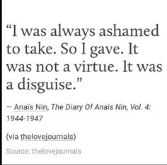 Poem Quotes, Words Quotes, Wise Words, Poems, Life Quotes, Sayings, Qoutes, Anais Nin, Pretty Words