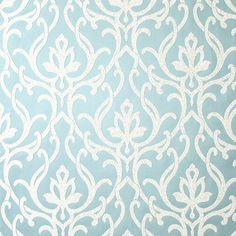 "Found it at Wayfair - Candice Olson Shimmering Details Dazzled 27' x 27"" Damask Wallpaper"