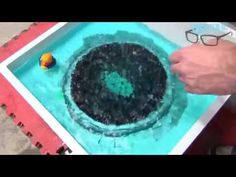 (7) Sound,Bass,Water, Sound makes water come alive with cymatics - YouTube
