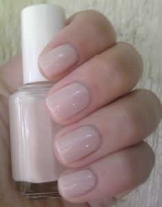 Essie Ballet Slippers - one of my favorite colors for a nice nude nail
