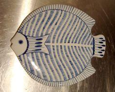 Dansk Fish Trivet Cathrineholm Arabia