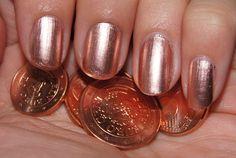 Essie Mirror Metallics - Penny Talk