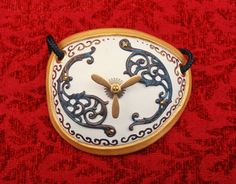 Steampunk Eyepatch... handmade carved leather steam by Merimask, $65.00