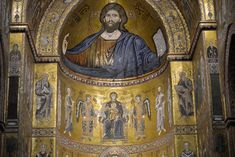 Siti Medievali: I Mosaici in opus sectile del Duomo di Monreale