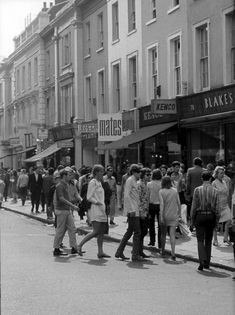 King's Road, Chelsea in 1967