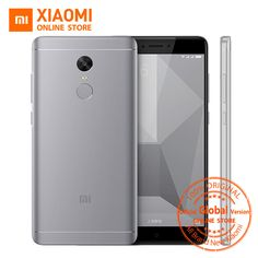 Xiaomi Redmi Note 4 with 3GB RAM & 32GB ROM //Price: $275.84 & FREE Shipping //     #smartphone #mobile
