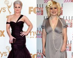 Kelly LeBrock Before and After | Previous Next Kelly Osbourne lost 50lbs over the last few years and ...