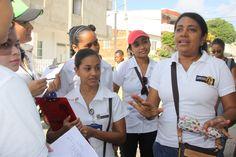 Facultad de Enfermería de Unicartagena realiza campaña de prevención del Chikungunya #Unicartagena #Chikungunya