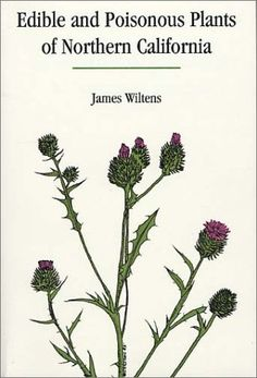 Edible and Poisonous Plants of Northern California (Outdoor and Nature) by James S. Wiltens,http://www.amazon.com/dp/0899972497/ref=cm_sw_r_pi_dp_oZaSsb1518XZWHVX