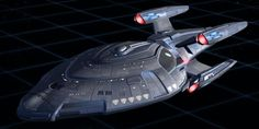 Star Trek Prometheus Class