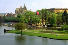 Metz Quai des Régates