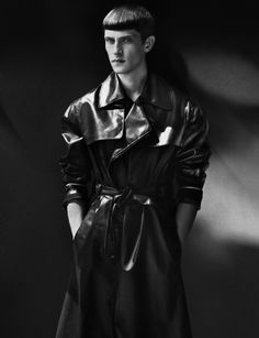 by Josh Olins for V Magazine Man Fall Winter