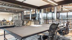Studio E in de Werkspoorkathedraal. Ontwerp & realisatie door Rever Interieurprojecten. #flexwerken #industrieel #interieur #vergaderen #meetingroom #interior #interiorinspiration #flexworking