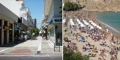 Αύγουστος 2016: Γεμάτες παραλίες άδεια μαγαζιά-ΑΠΟΓΟΗΤΕΥΣΗ στους εμπόρους
