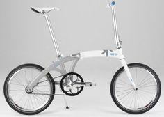 Kansi 20 1twenty Singlespeed Folding Bike White Grey Custom