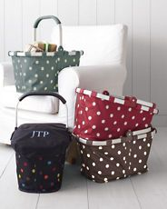 My favorite totes to take grocery shopping