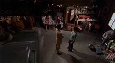 "Burn Notice 1x03 ""Fight or Flight"" - Michael Westen (Jeffrey Donovan), Fiona Glenanne (Gabrielle Anwar), Cara Stagner (DeDee Pfeiffer) & Sophie Stagner (Natalie Dreyfuss)"