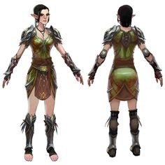 Merrill - Pictures & Characters Art - Dragon Age II