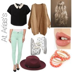 At Arias's by luis2002 on Polyvore featuring CJ by Cookie Johnson, Keds, Ruby Rocks, Mulberry and Charlotte Tilbury