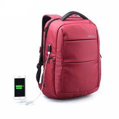 City Elite Anti-Theft Self Charging Backpack a641185a8eeb5