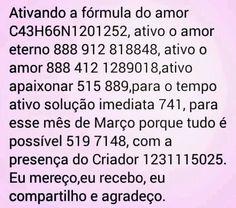 Fórmula do amor